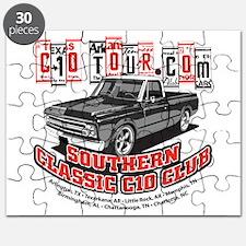 C10 Tour 13 Puzzle