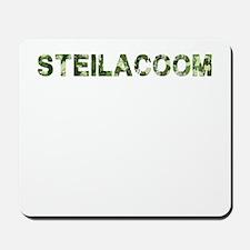 Steilacoom, Vintage Camo, Mousepad