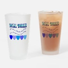 Unique Social Drinking Glass