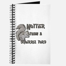 Nuttier Than a Squirrel Turd Journal