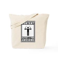 Gymnastic - Still Rings Tote Bag
