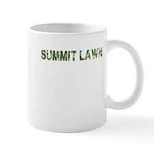 Summit Lawn, Vintage Camo, Mug