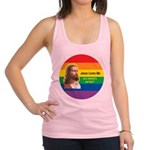 JLMB-Jesus-Love-Me-But-Nobo.png Racerback Tank Top