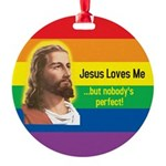 JLMB-Jesus-Love-Me-But-Nobo.png Round Ornament