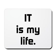 Profound Demotivational IT Slogan Mousepad