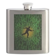 Phil The Basket Flask