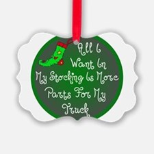 Cute Funny and humorous Ornament