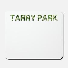 Tarry Park, Vintage Camo, Mousepad