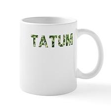 Tatum, Vintage Camo, Mug
