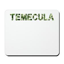 Temecula, Vintage Camo, Mousepad