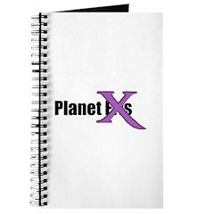 Planet X-JOURNAL