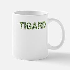 Tigard, Vintage Camo, Mug