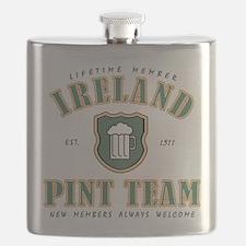 St. Patricks Day T.jpg Flask
