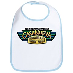Casa Wing Logo (Color) Bib