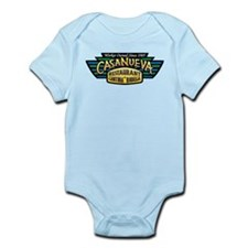 Casa Wing Logo (Color) Infant Bodysuit