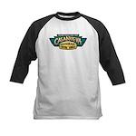Casa Wing Logo (Color) Kids Baseball Jersey