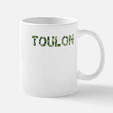 Toulon, Vintage Camo, Mug