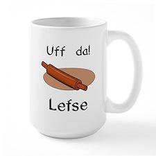 Uff da! Lefse Mug