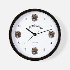 Leonberger Wall Clock