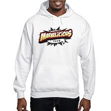 Marvelicious Logo Hoodie
