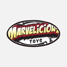Marvelicious Logo Patches