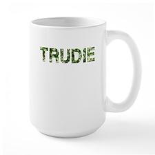 Trudie, Vintage Camo, Mug