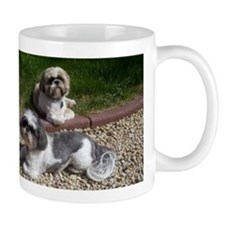 Puppies_outside Mugs