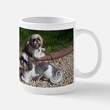 Puppies_outside Mugs