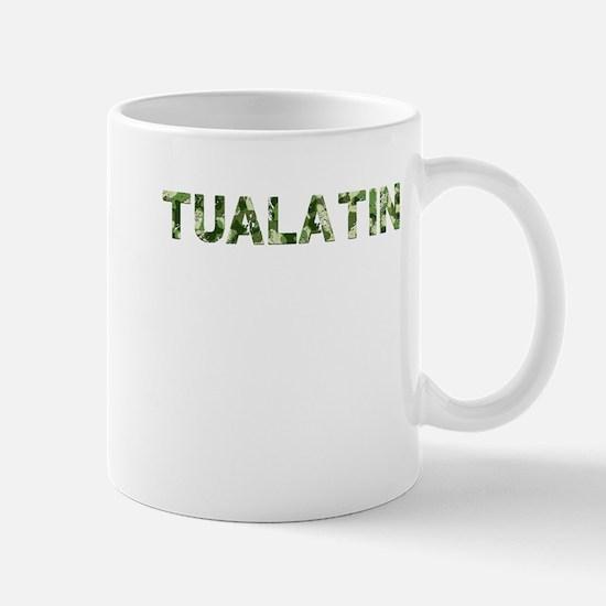 Tualatin, Vintage Camo, Mug