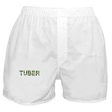 Tuber, Vintage Camo, Boxer Shorts