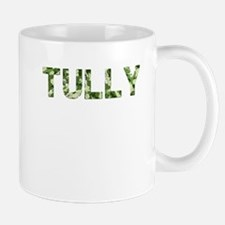 Tully, Vintage Camo, Mug