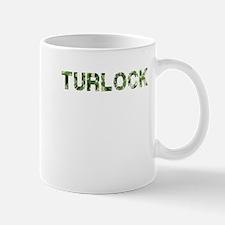 Turlock, Vintage Camo, Mug
