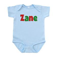 Zane Christmas Infant Bodysuit