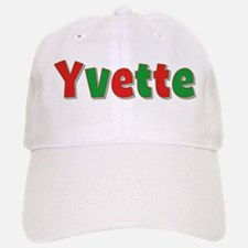 Yvette Christmas Baseball Baseball Cap