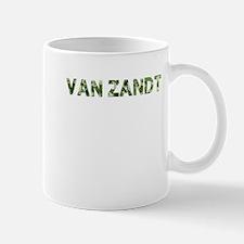 Van Zandt, Vintage Camo, Mug