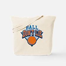 Ball Dont Lie Tote Bag
