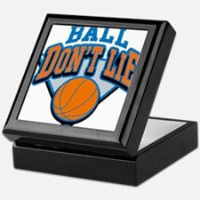 Ball Dont Lie Keepsake Box