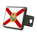 Flag of Florida Rectangular Hitch Cover