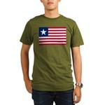 Flag of Florida 1861 unofficial Organic Men's T-Sh