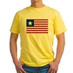 Flag of Florida 1861 unofficial Yellow T-Shirt