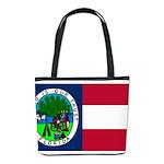 Flag of Florida 1861 Bucket Bag