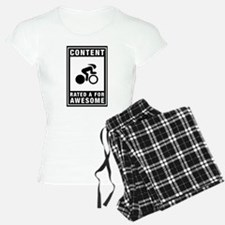 Bicycle Racing Pajamas