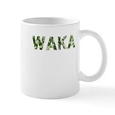 Waka, Vintage Camo, Mug