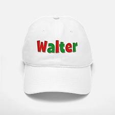 Walter Christmas Baseball Baseball Cap
