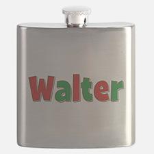 Walter Christmas Flask