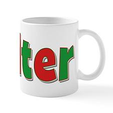 Walter Christmas Mug