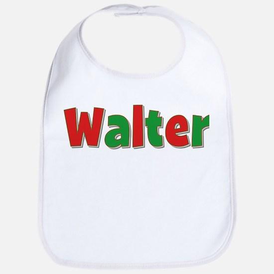 Walter Christmas Bib