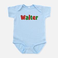 Walter Christmas Infant Bodysuit