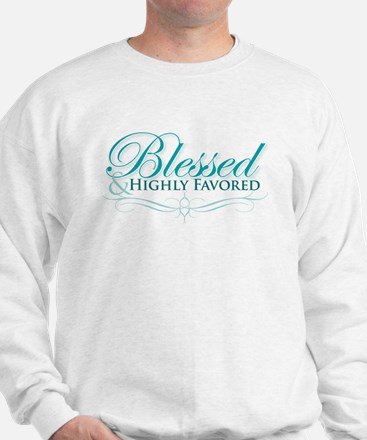 Blessed & Highly Favored Jumper
