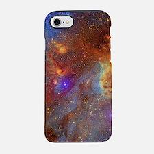 North America Nebula iPhone 7 Tough Case